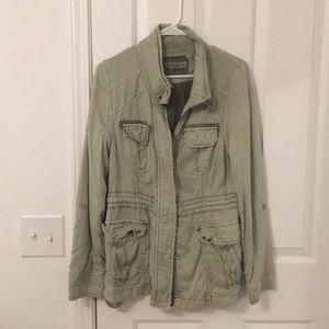 Marrakech army/utility jacket